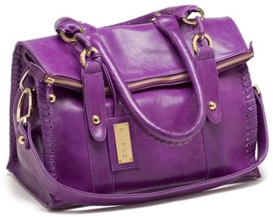 CC Skye Mimi Bag in Purple