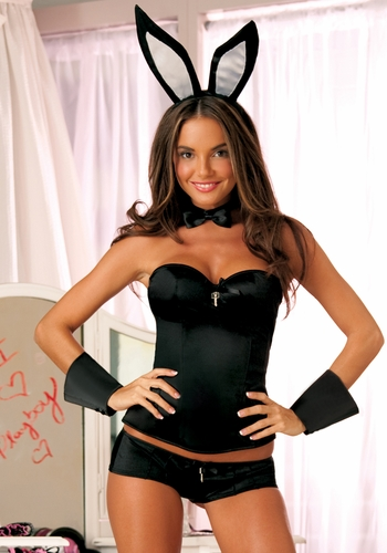 Playboy 50th Anniversary Bunny Costume